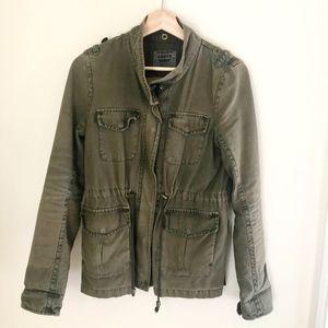 Levi's military style Jacket